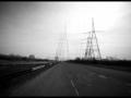 A proximité de la Centrale, zone d'exclusion de Tchernobyl.